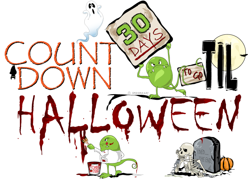 the countdown begins  30 days til halloween u2026  u2013 shandra kay